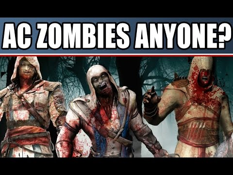 Assassin's Creed Unity New Trailer! Zombies In Your Creed? Rob Zombie's French Revolution