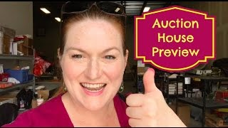Auction House Preview Ride Along - What Would You Bid On??