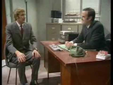 Monty Python - Silly Job Interview Video