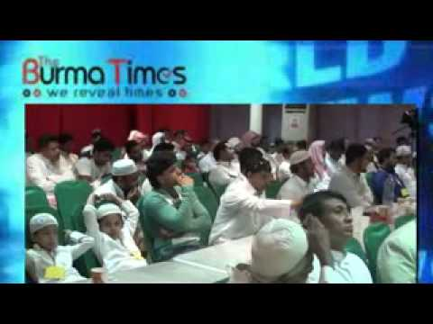 Burma Times TV Daily News 04.06.2015