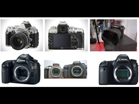 Reviews: Best Full Frame DSLR Camera 2017