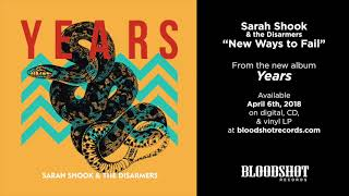 "Sarah Shook & the Disarmers ""New Ways to Fail"" (Audio)"