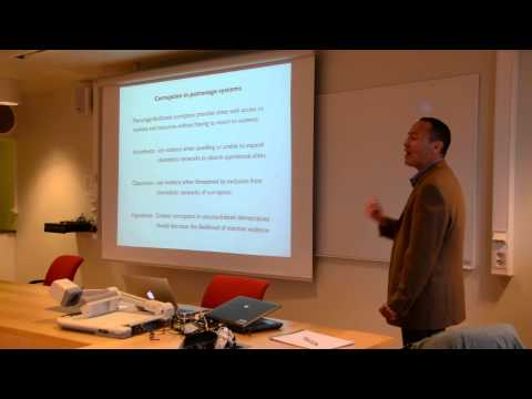 V-Dem Institute Lunch seminar | Electoral Violence in Democratizing Countries