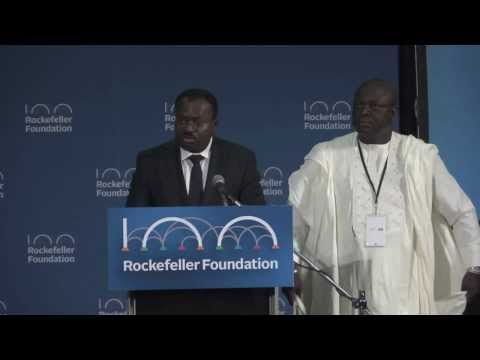 Realizing the Potential of African Agriculture -- Togo Prime Minister Kwesi Ahoomey-Zunu