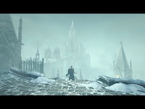 Dark Souls 2 DLC - Crown of the Ivory King Preview - TGS 2014