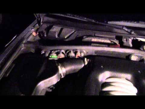Power steering hose replacement 2001 VW Passat V6 Part 6. finale
