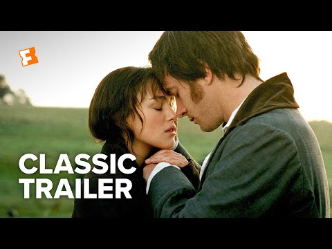 Pride & Prejudice Official Trailer #1 - Keira Knightley Movie...