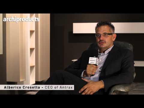 ANTRAX | VICTOR VASILEV, ALBERICO CROSETTA - Cersaie 2013