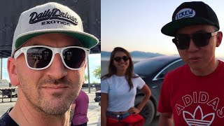 "DDE Dave ""FIBBED"" About NEW CAR?! Emelia Hartford DATING Alex Choi!?"