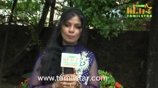 Linda Reka At Pokiri Mannan Movie Team Interview