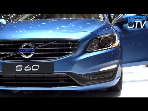 2014 Volvo S60/V60 Facelift D5 (215 hp) - in Detail (1080p FULL HD) - YouTube