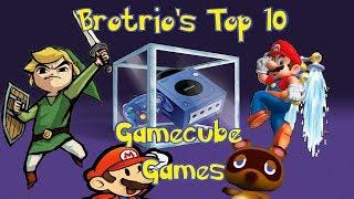 Brotrio's top 10 Gamecube games