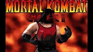 Mortal Kombat Chaotic (2018) Season 2 - Kane Full Playthrough