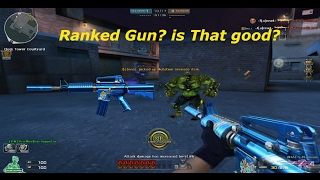 Crossfire NA 2.0: M4A1 - S Platinum Blue (Ranked gun) in HMX gameplay
