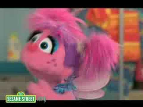 Sesame Street: Sock Chaos with Chris and Abby Cadabby Video