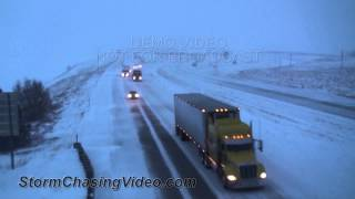 2/24/2013 Eastern, CO Elbert & Arapahoe County Blizzard