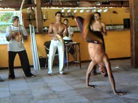 Brazilian Dance capoeira