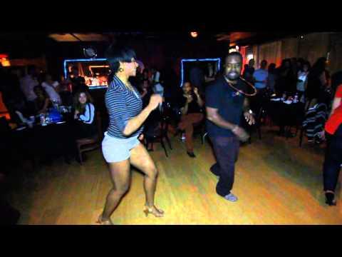 Carlos & Gabriela, Karla & Ike @ Amaya Dance Social