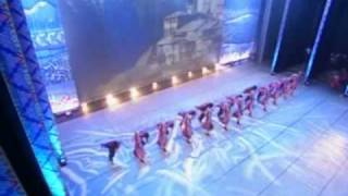 Lezginka State Dance Company from Dagestan