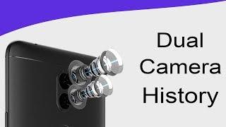 History of Dual Camera Phones