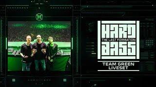 Hard Bass 09.02.2019   Team Green live set