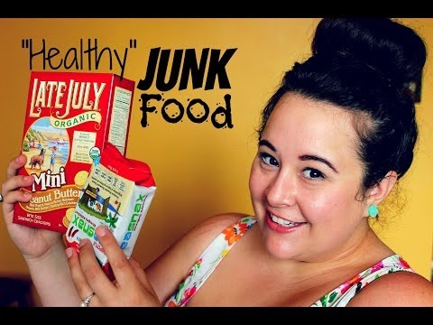 "Fat Girl Diaries | ""Healthy"" Junk Food 