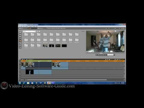 How To Make A Time Freeze Effect - Pinnacle Studio 14 Ultimate Collection HD