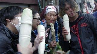 Size matters at Japan's phallus festival