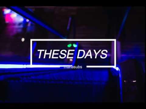 rudimental - these days (ft. jess glynne, macklemore); (traducida al español)