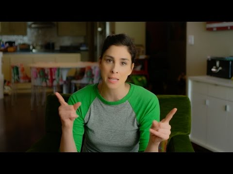 BERNIE SANDERS IS THE ONE FOR ME: Sarah Silverman Explains