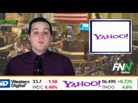 Yahoo Beats Earnings Estimates, Marissa Mayer Outlines Future Plans