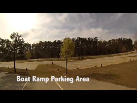 Wildwood Park Appling Ga - Boat Ramp Parking Area