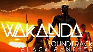 "WAKANDA ""Spirit Lifting"" Theme/ Vocal・Baaba Maal🇸🇳 /Black Panther OST・Ludwig Göransson"
