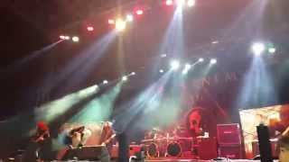 Arch Enemy - War Eternal  (Live 1080p) İSTANBUL - Headbanger