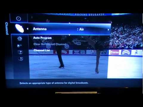 How To Scan Your Samsung Tv Youtube