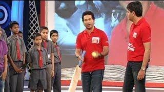 Sachin Ki Paathshaala: Batting tips from Sachin Tendulkar