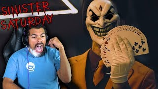 No Matter What... DO NOT PARTICIPATE IN THIS MAGIC TRICK! | Reacting to Scary Videos [SS #4]