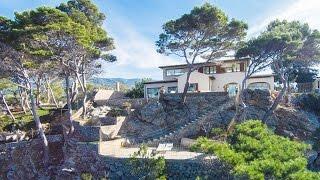 VON POLL IMMOBILIEN MALLORCA: Villa mit Meerblick auf Mallorca