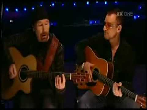 Bono & The Edge - Van Diemen's Land - The View - U2MIRACLE.COM