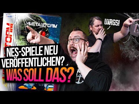 NES-SPIELE neu veröffentlichen? WAS SOLL DAS? | NES Commando