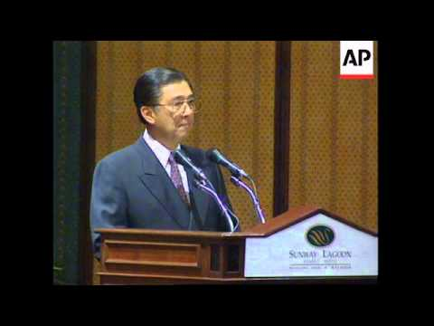 MALAYSIA: ASEAN MEETING CONTINUES