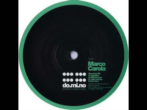 Marco Carola - Day And Night