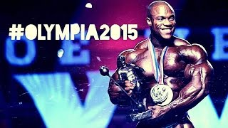 BODYBUILDING MOTIVATION - THE OLYMPIANS 2015 NEW