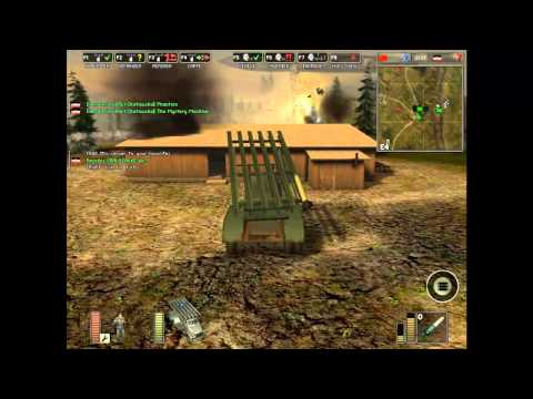 FR Funny moment with Katioucha on Battlefield 1942 (BAL)