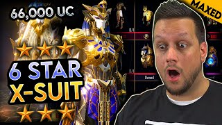 The NEW 6-STAR Golden Pharaoh X-SUIT was HOW MUCH?