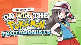 My Opinions on All the Pokemon Protagonists