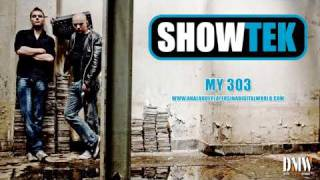 SHOWTEK - My 303 - 12 inch vinyl version! ANALOGUE PLAYERS IN A DIGITAL WORLD