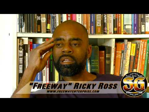 The real Freeway Ricky Ross plans to reclaim his name from rapper Rick Ross