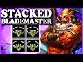 "Grubby | ""STACKED BM"" | Warcraft 3 | ORC vs UD | Last Refuge"