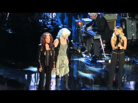 Carrie Underwood - Blue Bayou feat. Bonnie Raitt and Emmylou Harris (Live 4/10/14)